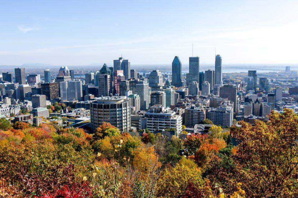 Montréal, avec Laurène