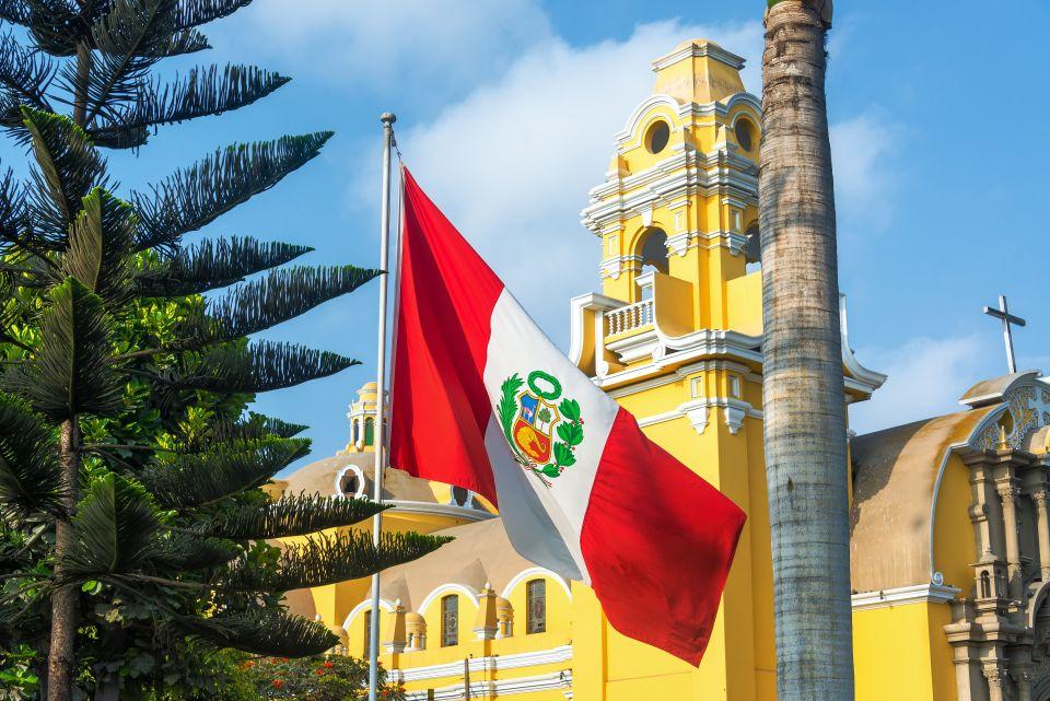 Le Pérou, avec Leslie
