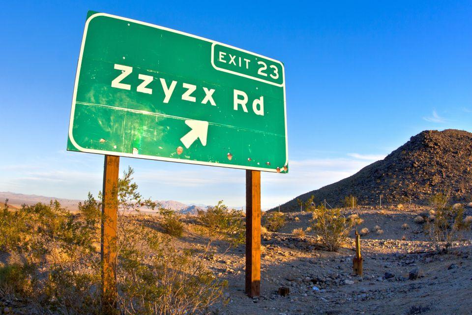 Zzyzx, USA