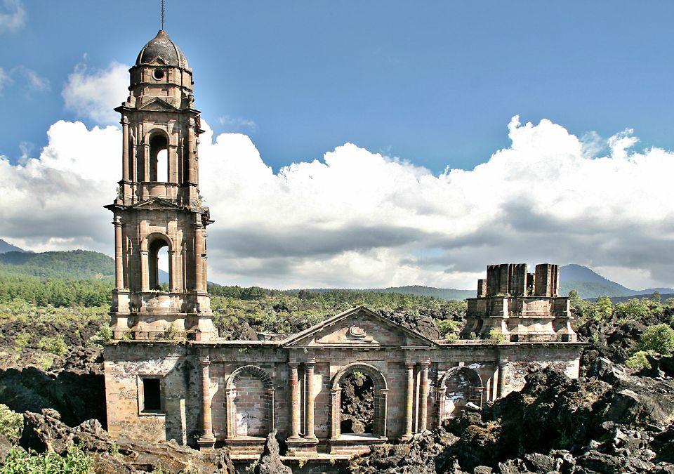 Parangaricutirimícuaro, Mexique