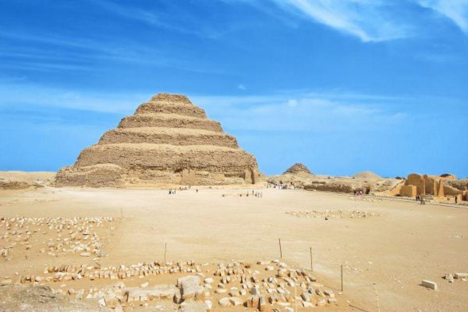 Saqqarah - Égypte