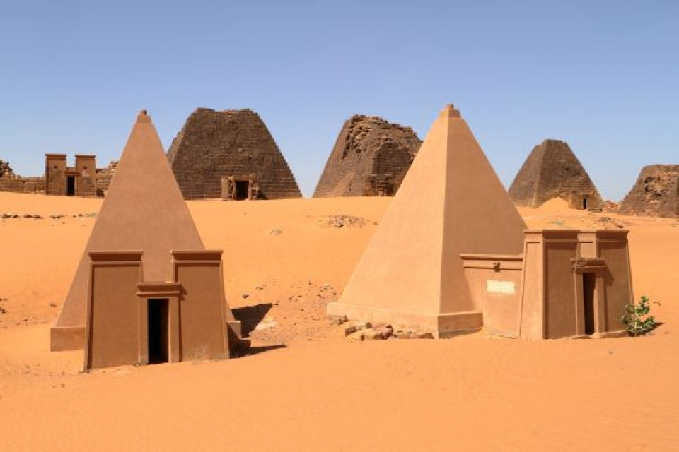 Méroé - Soudan