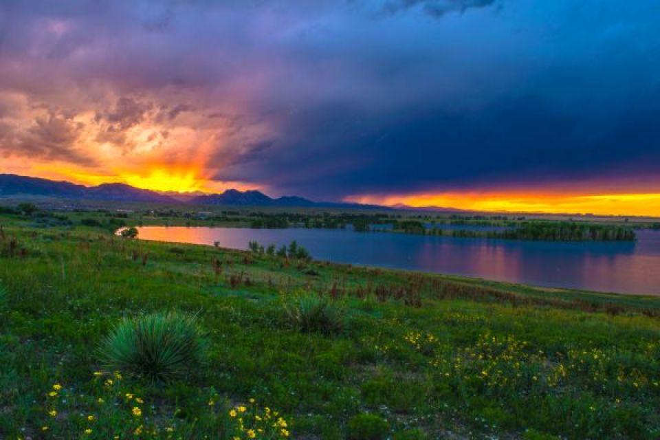 Boulder au Colorado