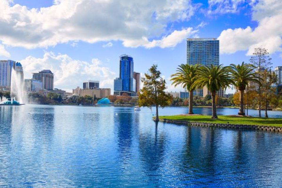 Orlando en Floride