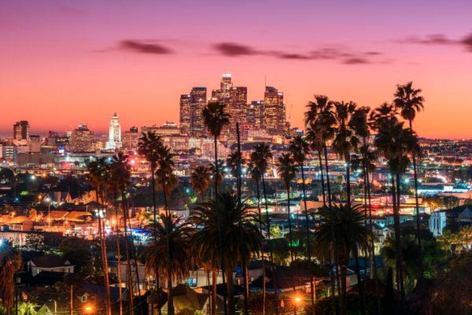 Los Angeles en Californie