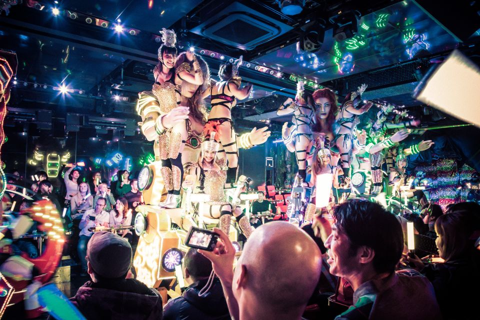 Visit the spectacular Robot Restaurant