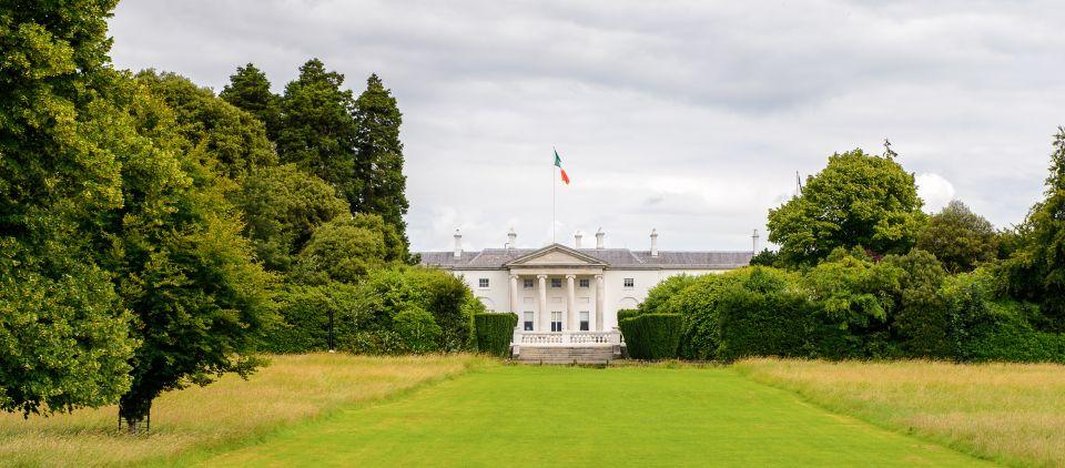 Visiter la maison du président
