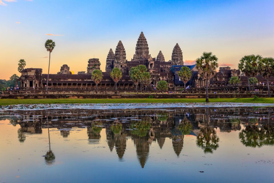 Les Temples d'Angkor, Cambodge