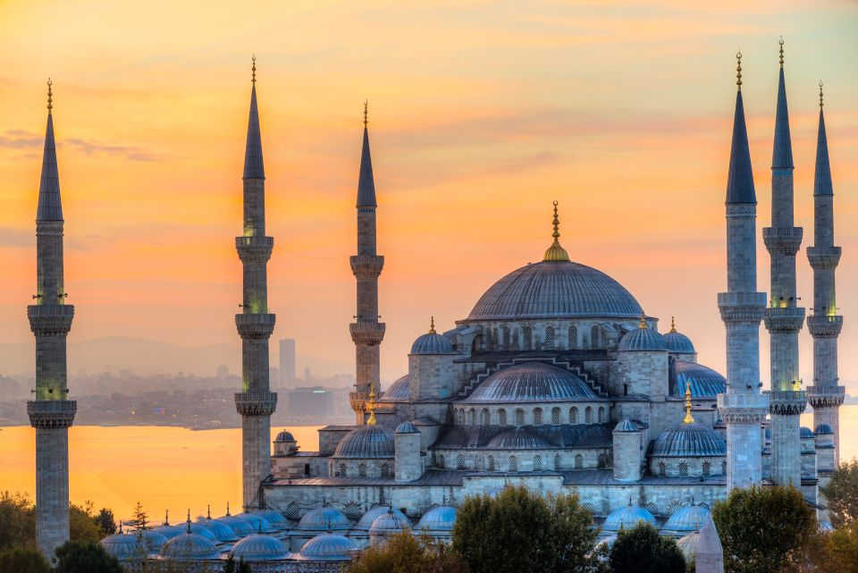 La Mosquée Bleue, Turquie