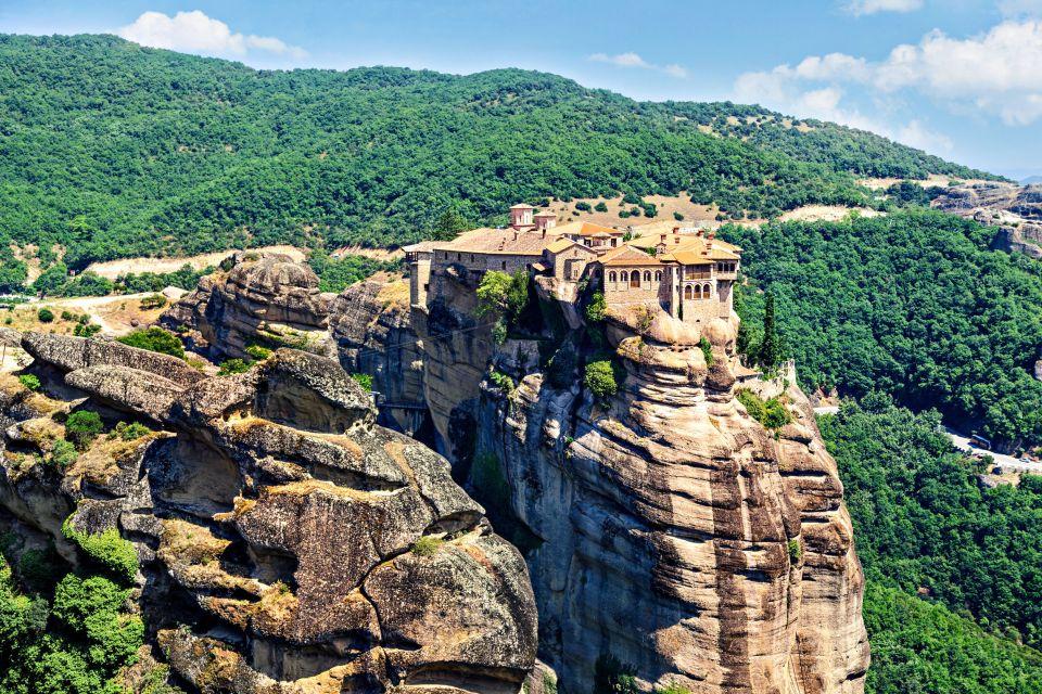 Les monastères de Météores, Grèce