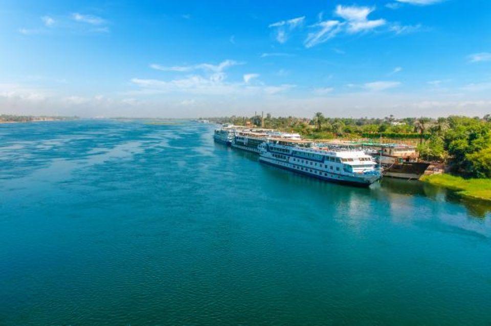 Crucero por el Río Nilo