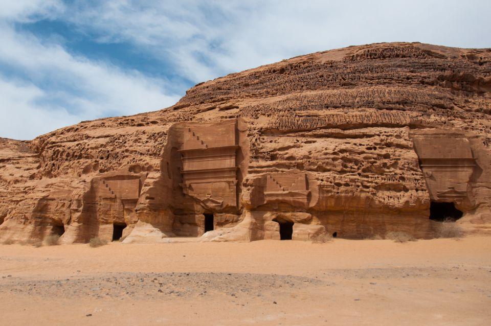 Le site archéologique de Hégra