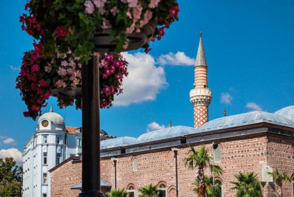 Mezquita Dzhumaya
