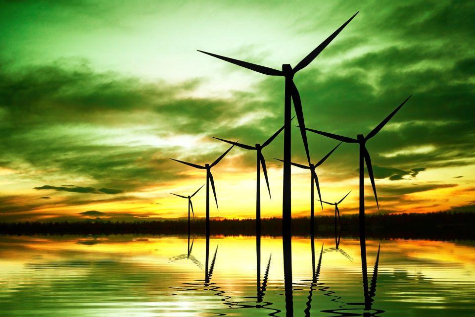 Utiliza energías renovables