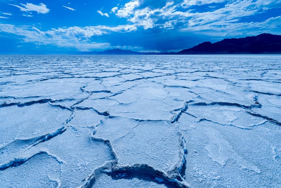 Bonneville Salt Flats (Estados Unidos)