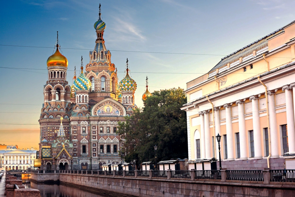 Explore The Church of Saviour on Spilled Blood