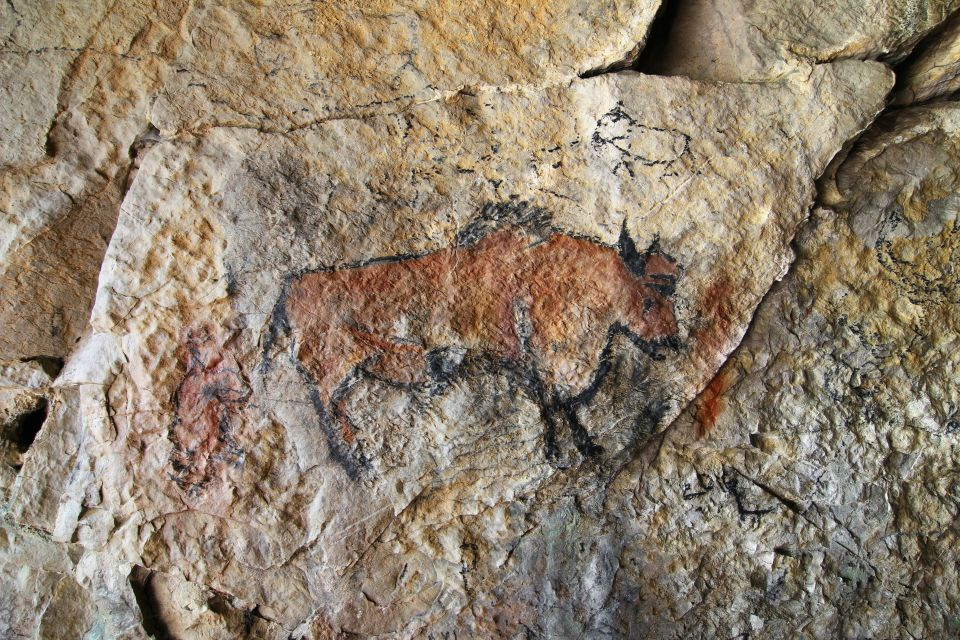 2) Grotte di Lascaux, Francia
