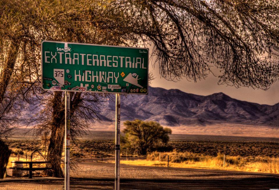 3) Area 51, Stati Uniti d'America