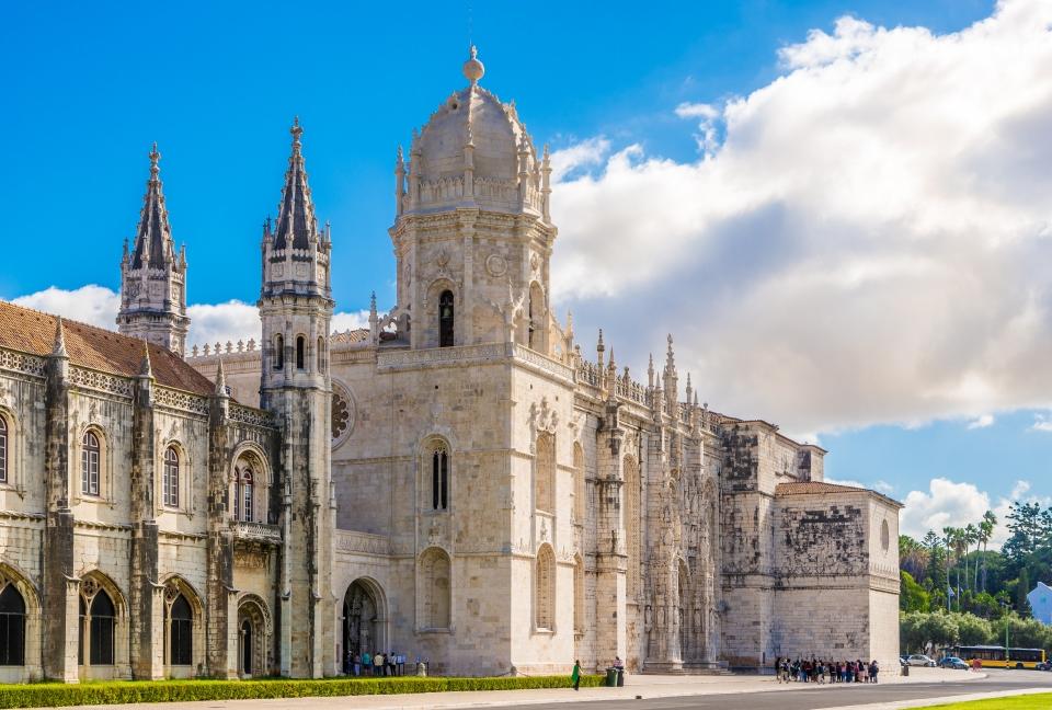 Los Jerónimos y Santa María de Belém