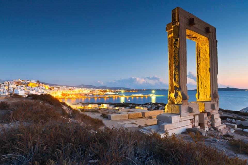 3. Naxos