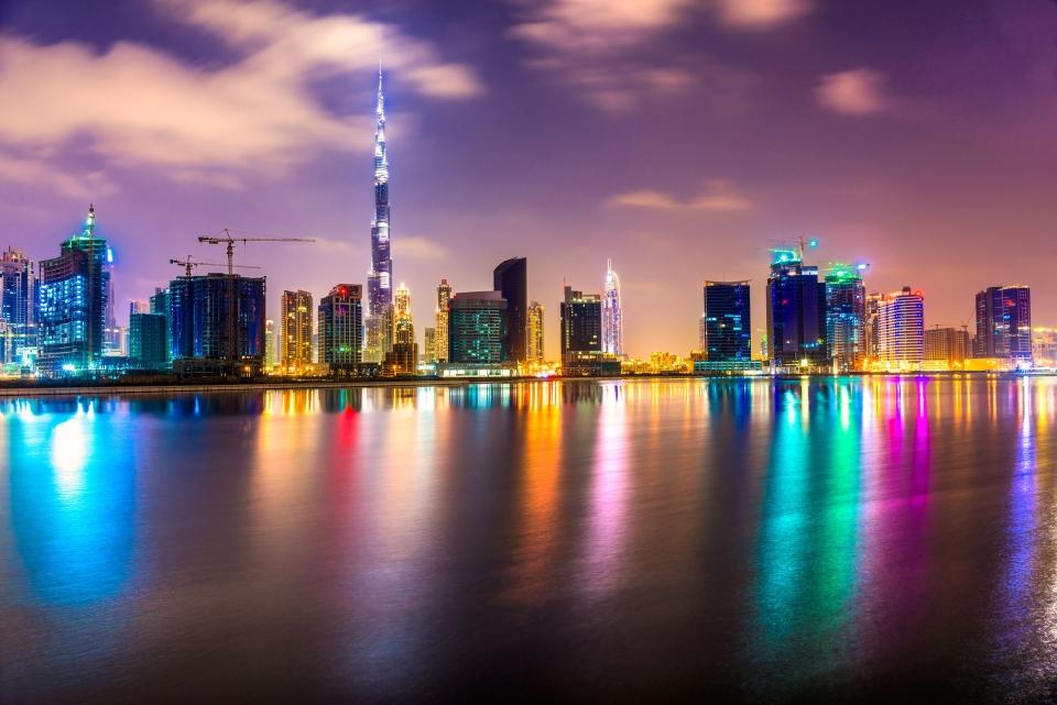 Febrero: Dubai
