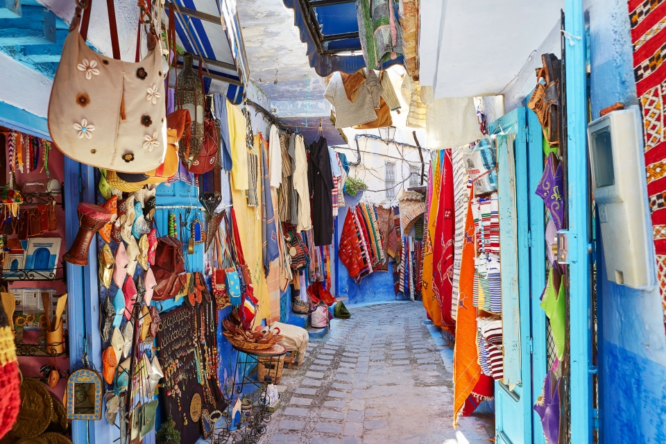 Marzo: Marruecos