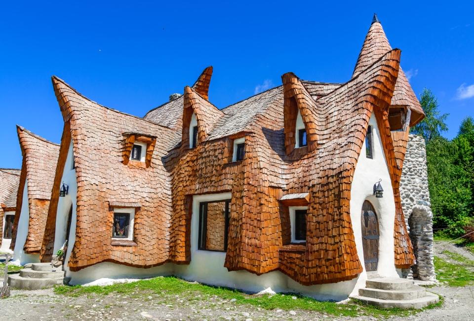 Une maison de hobbit ?