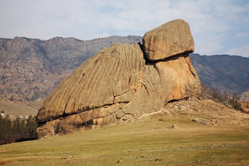 El parque nacional de Gorkhi-Terelj
