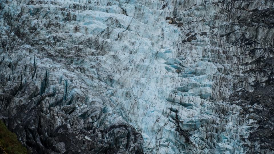 I ghiacciai Franz e Josef in Nuova Zelanda