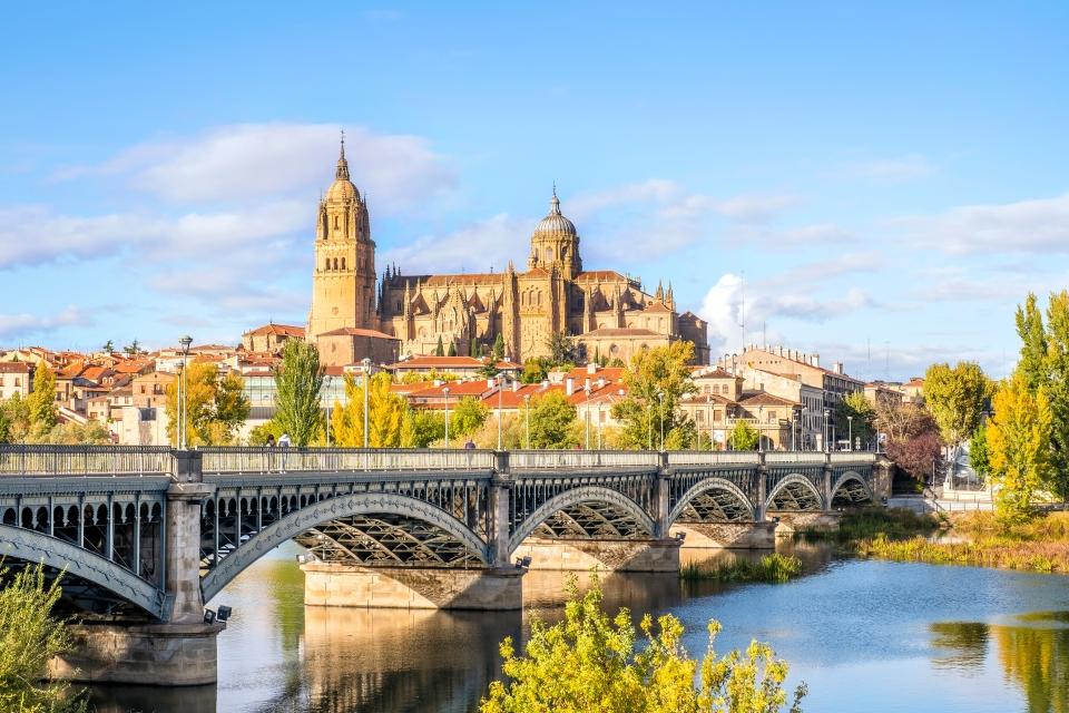1. Catedral Nueva de Salamanca