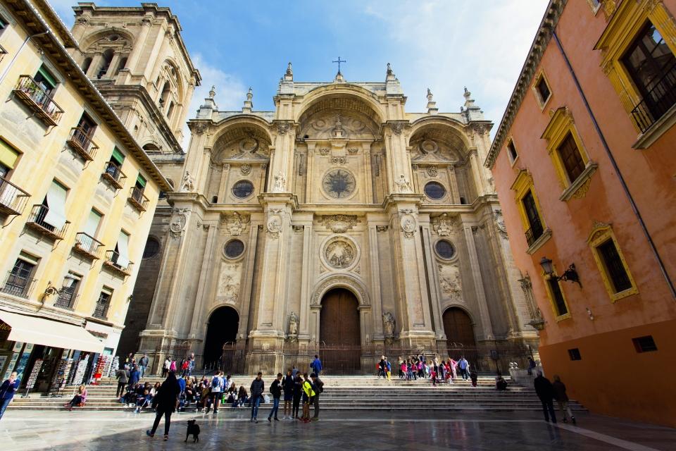 4. Catedral de Granada