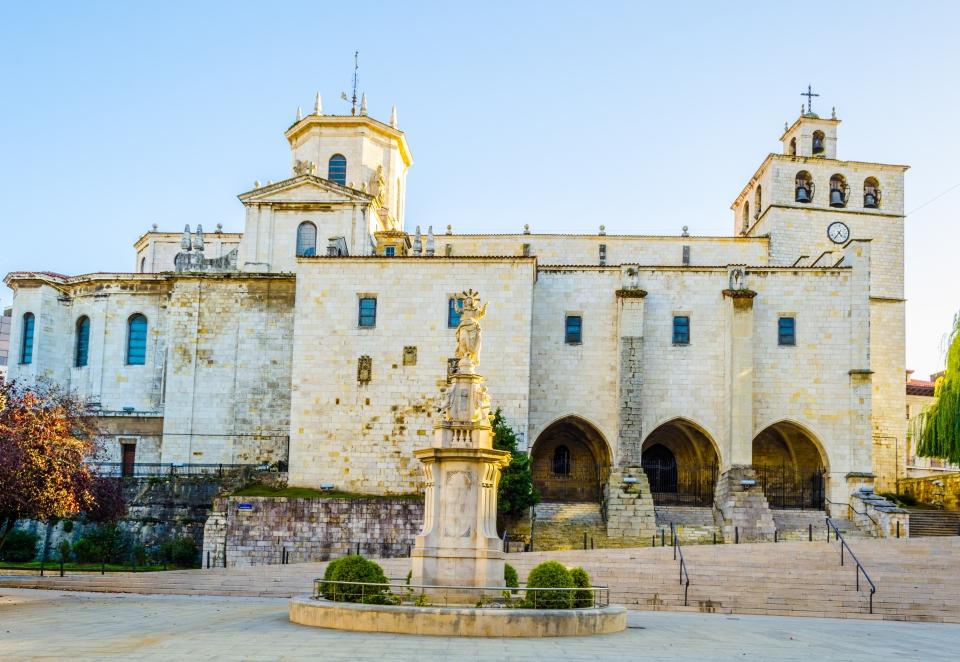 Casco antiguo de Santander