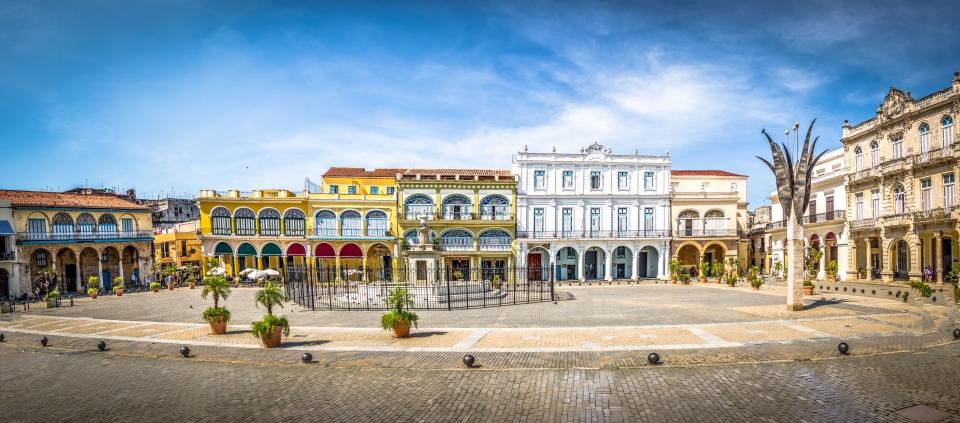 Pasear por La Habana Vieja