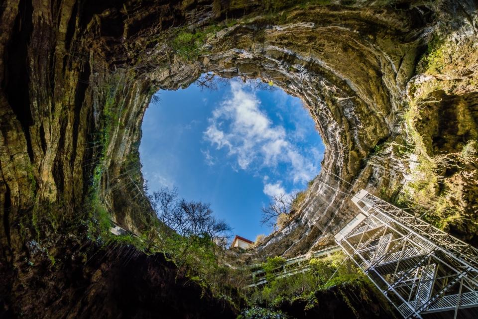 3. Padirac Cave