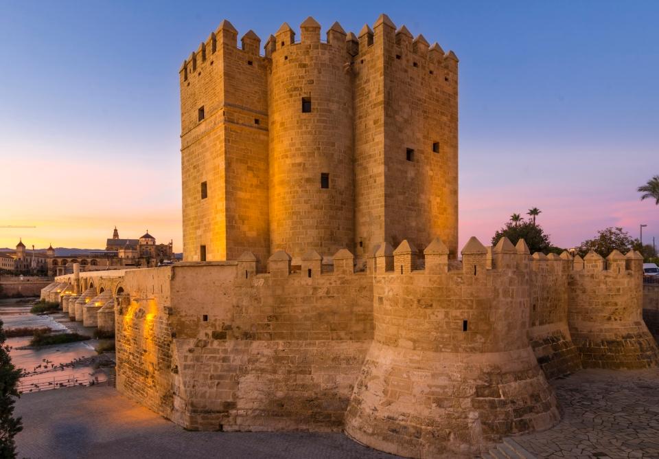 Puerta del Puente y Torre Calahorra