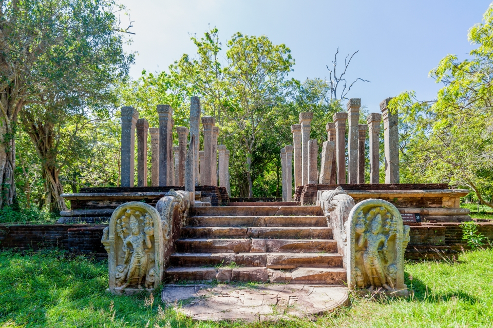 Anuradhapura, l'antica capitale
