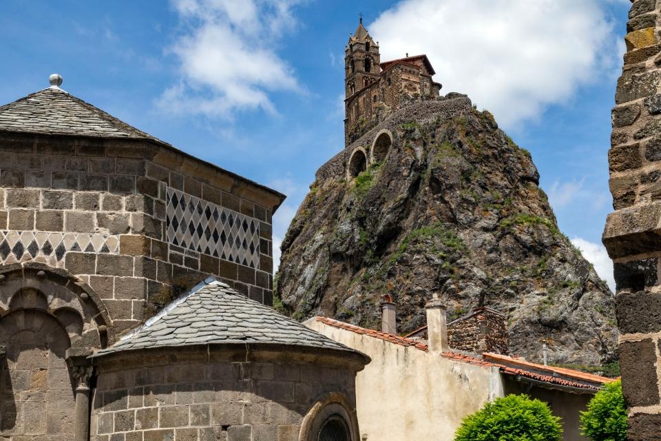 Ensemble cathédral du Puy-en-Velay