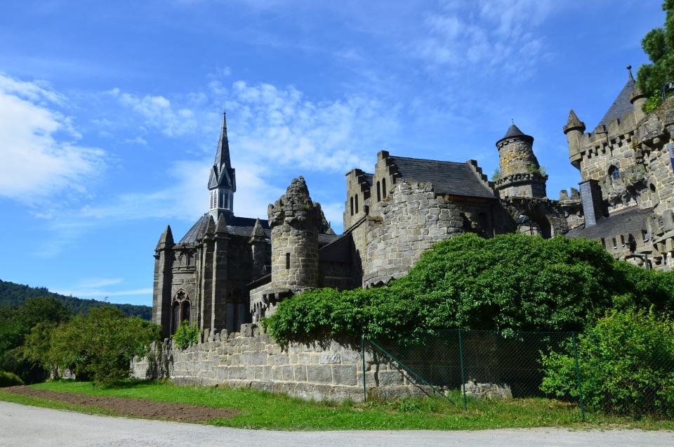 Wilhemshöhe Schloss