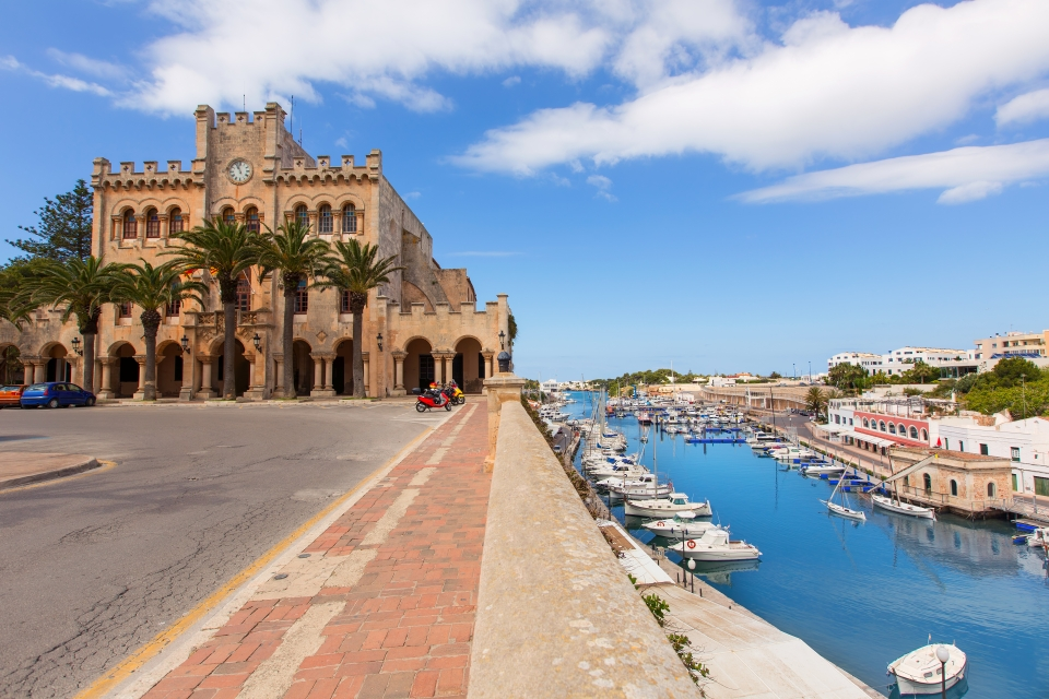 Visit the Ciutadella de Menorca