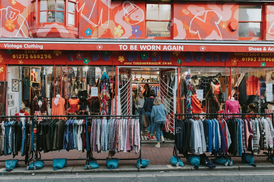 3. An abundance of independent and quirky shops