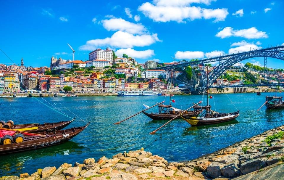 Porto is famous for its wine, rich history and easy-going vibe