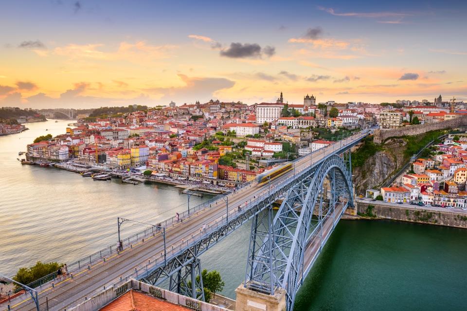 2. Dom Luis Bridge