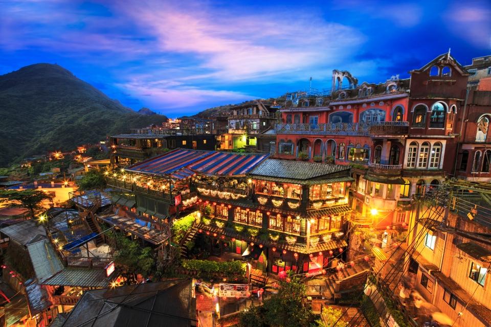 Jiufen Village, New Taipei City