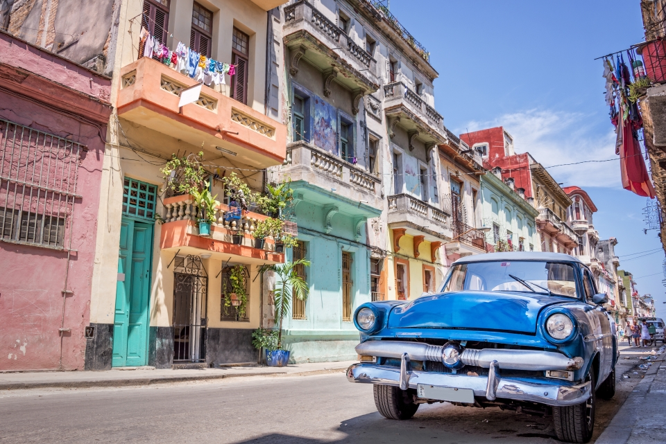 Cuba's colourful capital