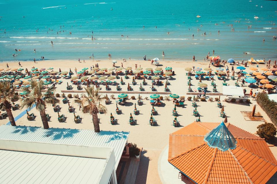 3. Durres Beach