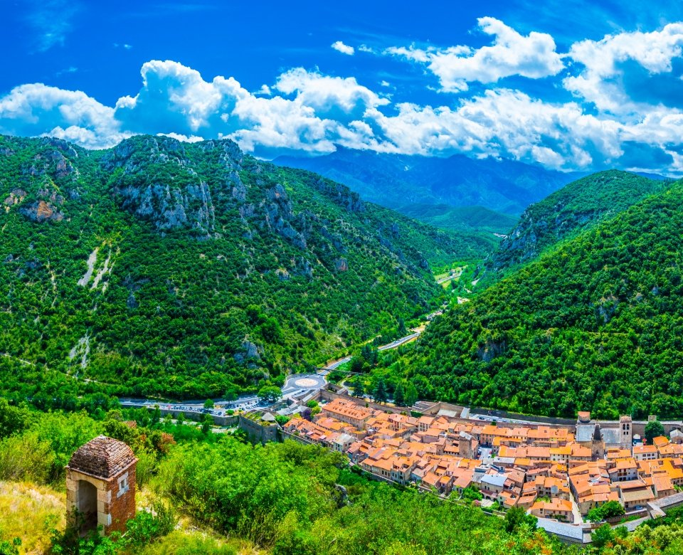 3. The most beautiful villages in France