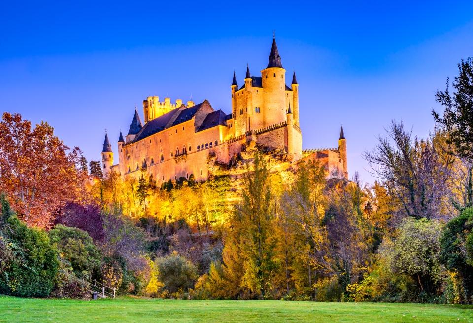 Alcázar de Segovia (Segovia)