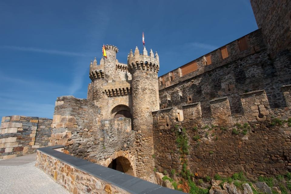 Castillo de los Templarios (León)