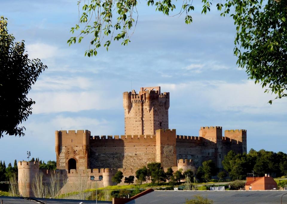 Castillo de La Mota (Valladolid)