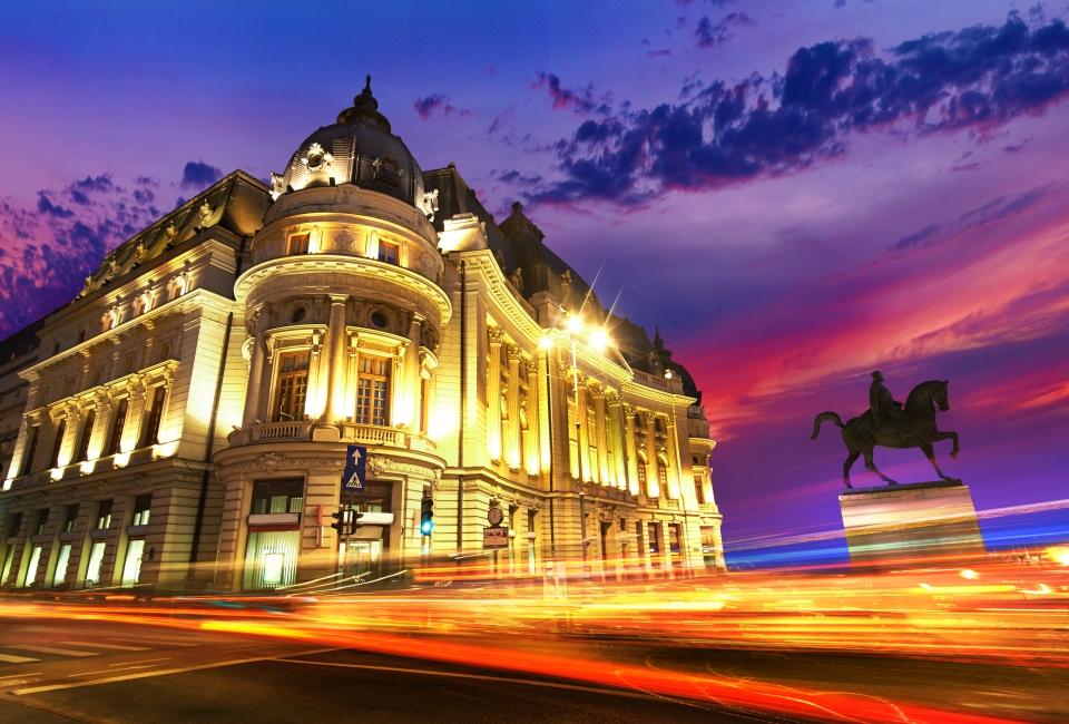 Bucarest (Rumanía)